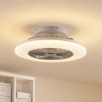 Lindby Yunus ventilateur de plafond LED