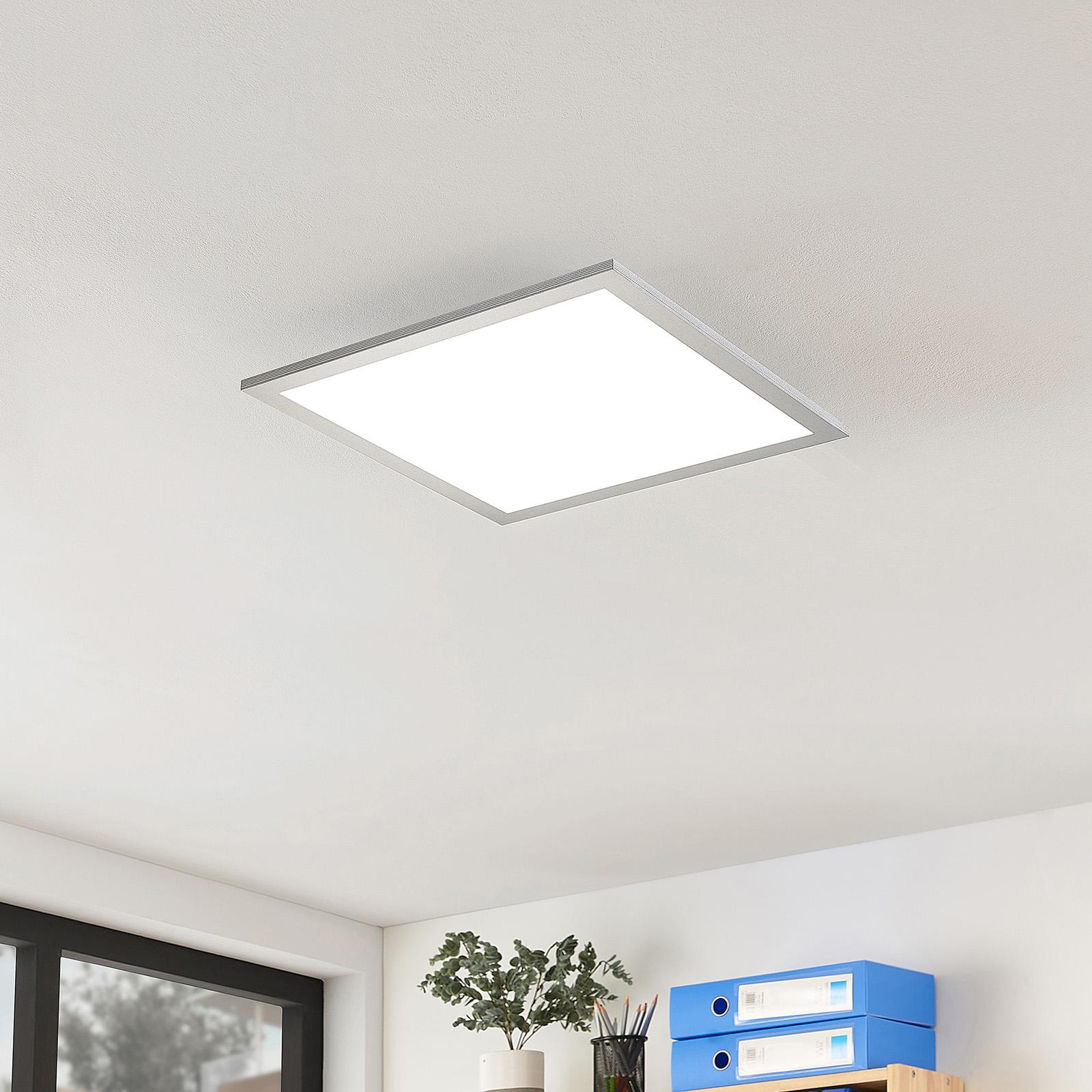 Arcchio Gelora LED-Panel, 4.000 K, 40 cm x 40 cm