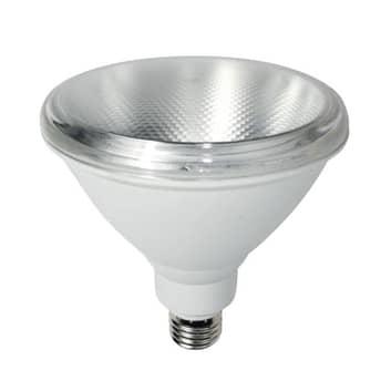 LED-plantlampa E27 PAR38 10W fullspektrum