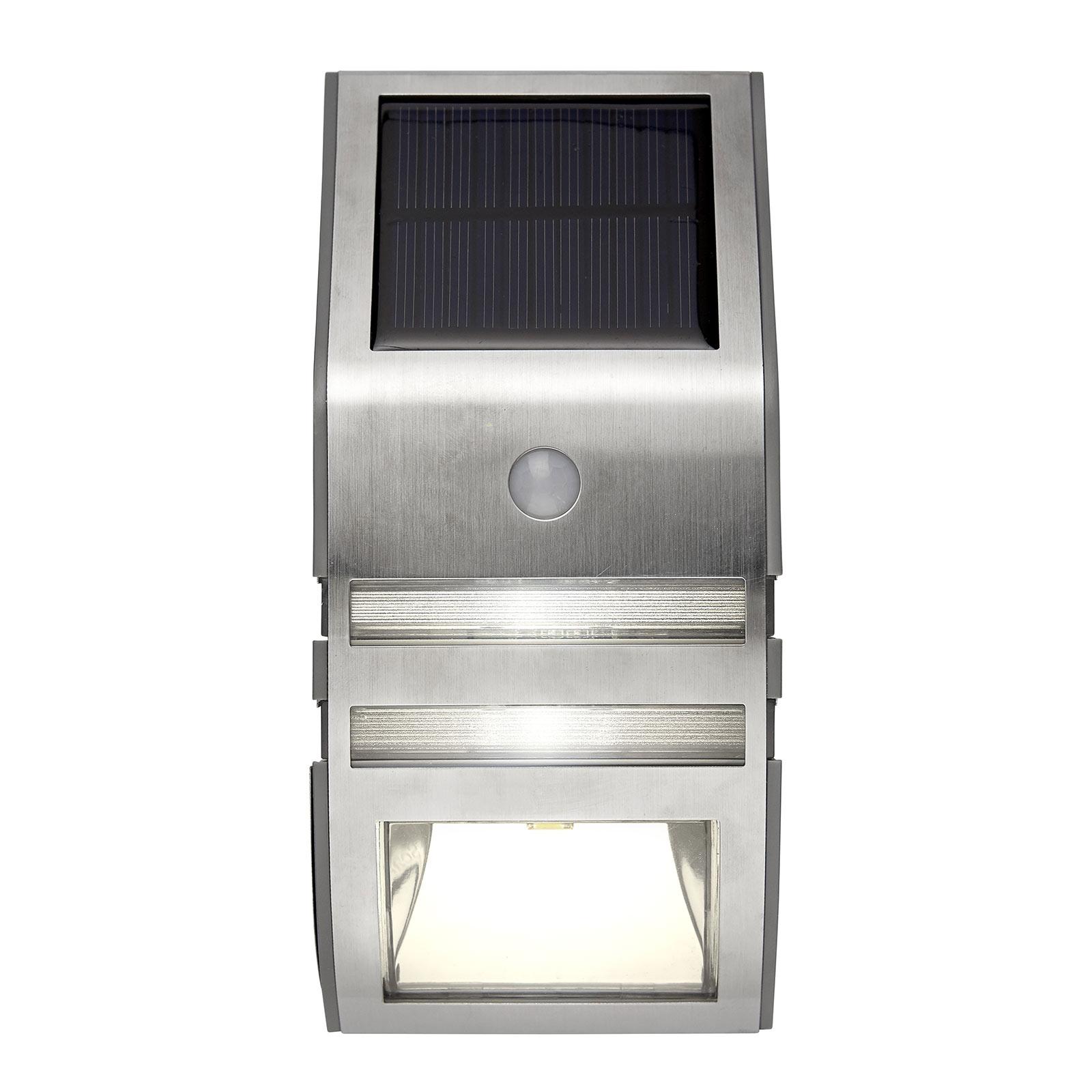 LED-Solarwandleuchte Wally, BWM