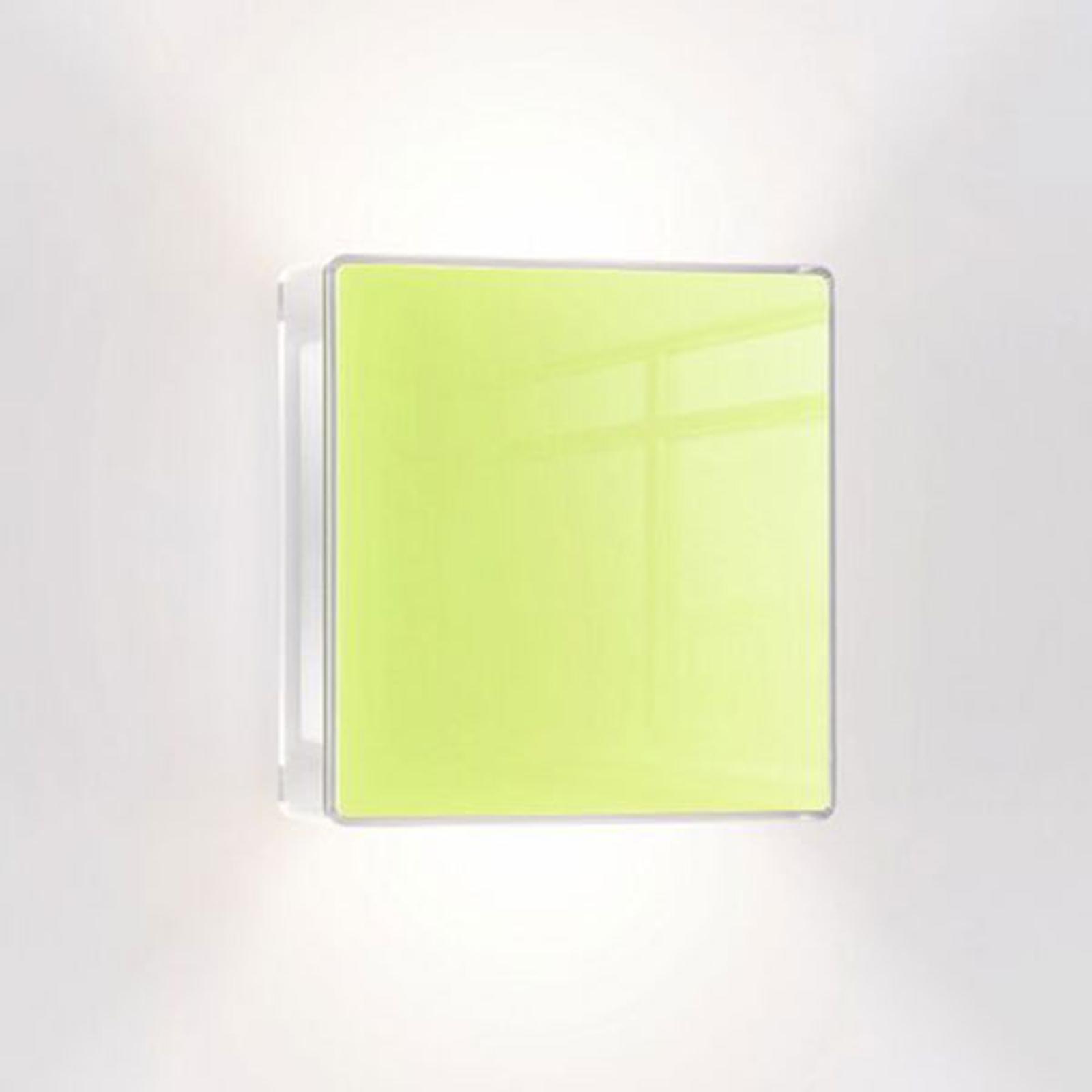 serien.lighting App - LED-Wandleuchte, grün