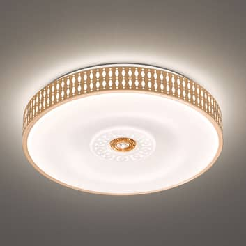 LED-taklampe Coso, dimbar