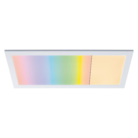 Paulmann Amaris LED paneel, Zigbee, RGBW