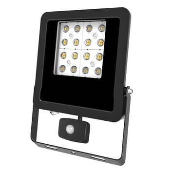 EVN Panthera LED-Außenstrahler mit Sensor, 4.000K