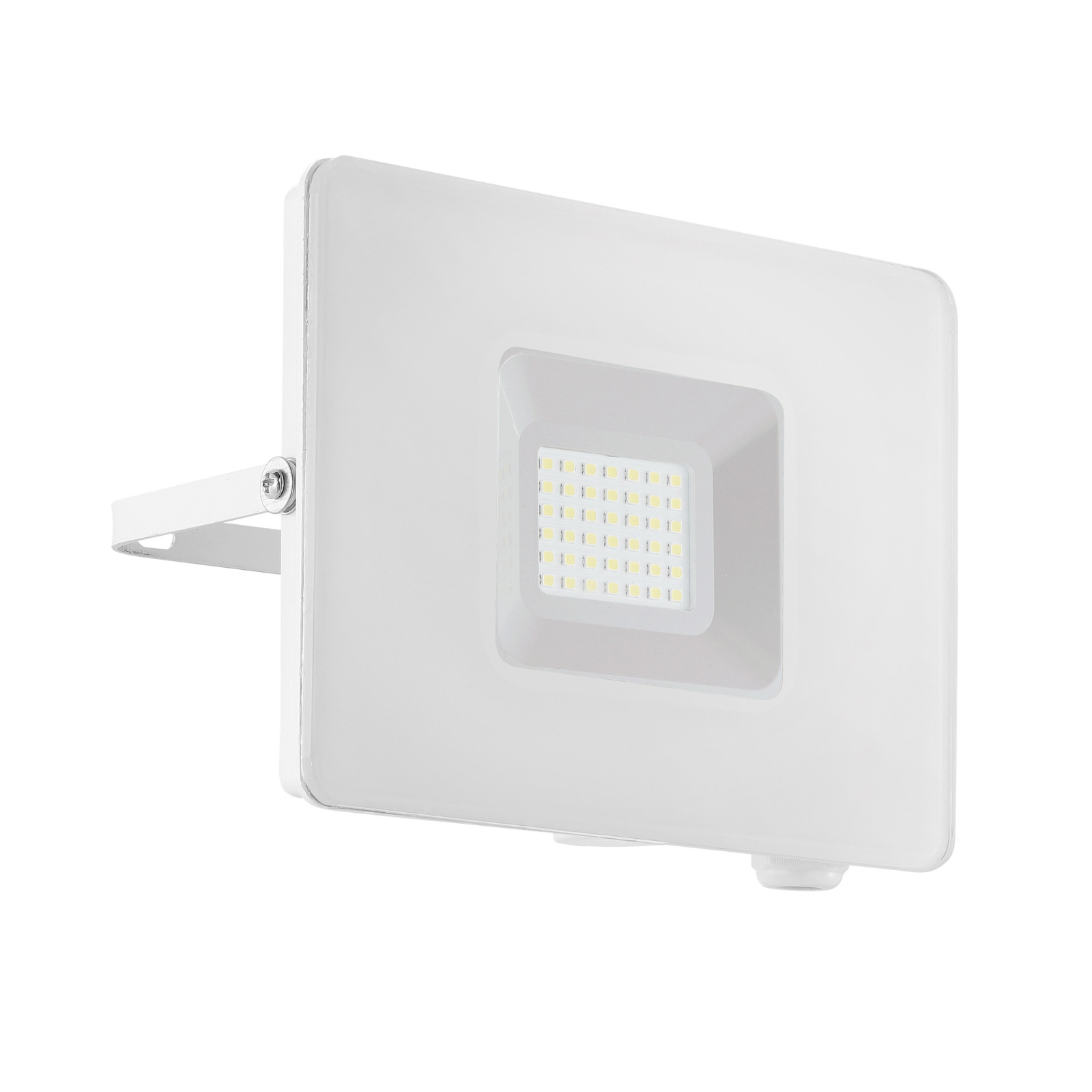 LED buitenspot Faedo 3 in wit, 30W
