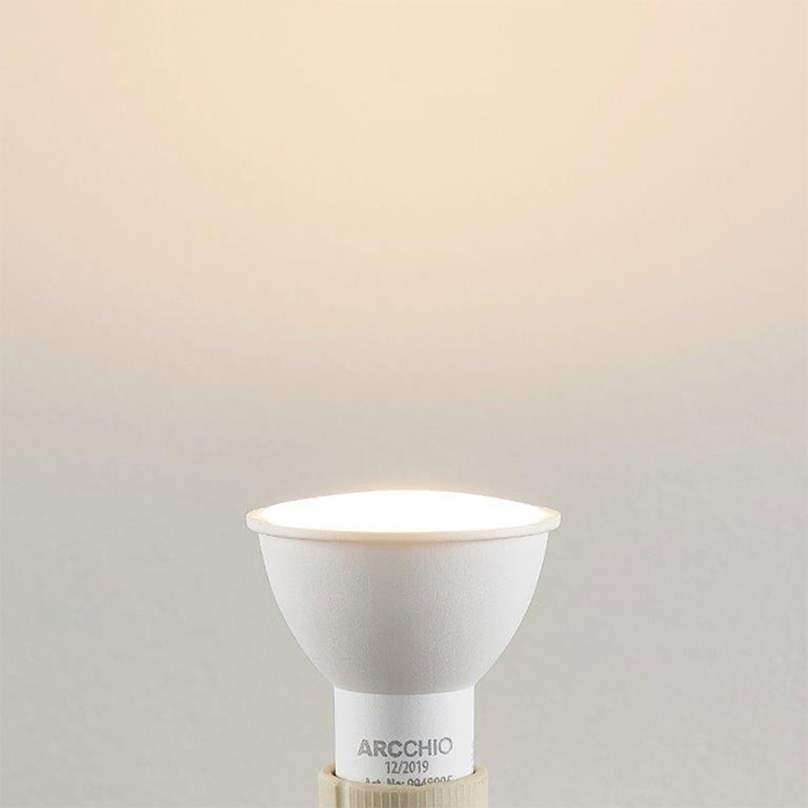 LED-heijastinlamppu GU10 7W 3000K 120°
