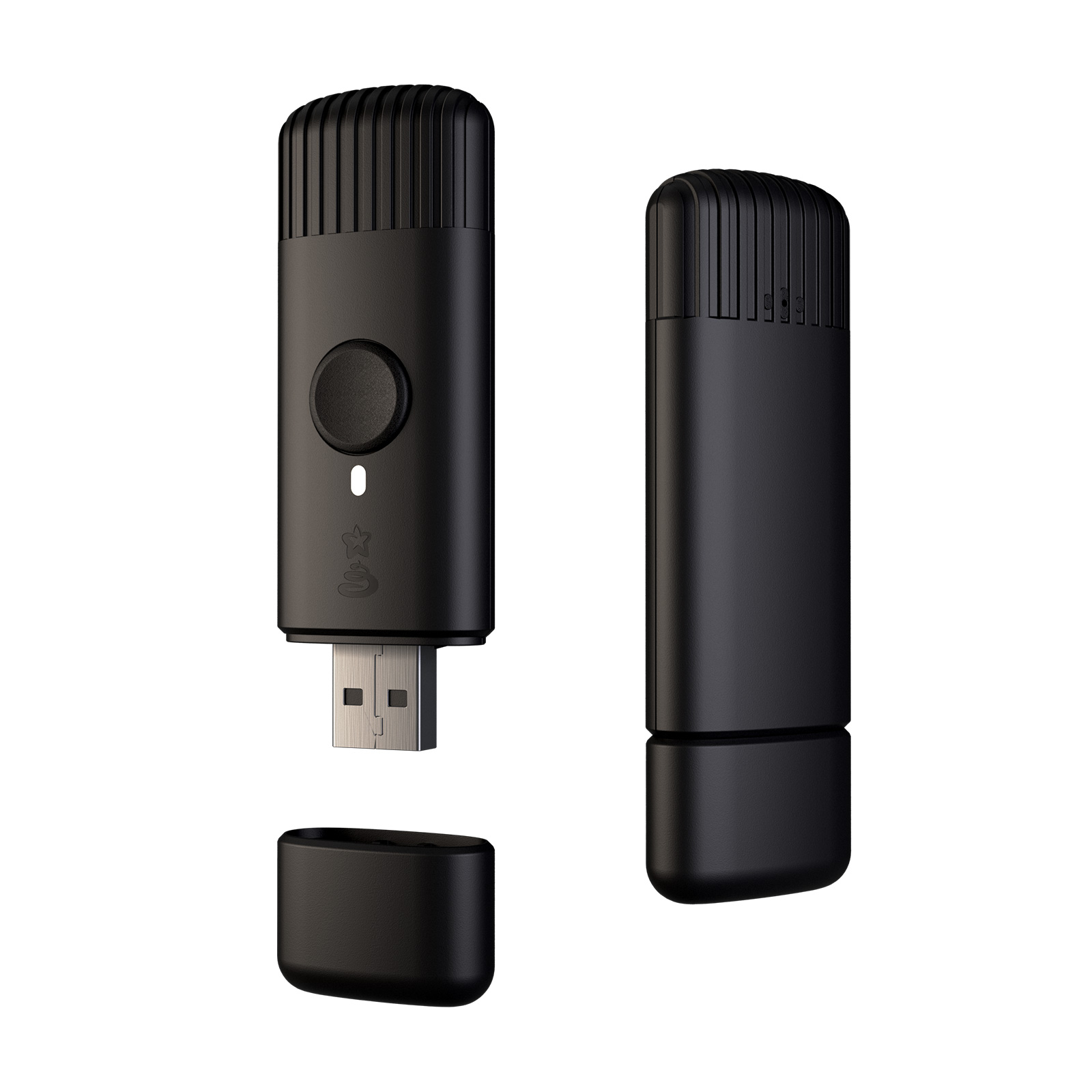 Muzieksensor voor Twinkly, USB, zwart