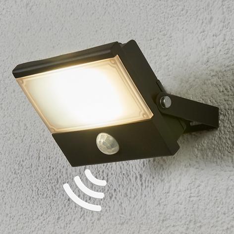 Auron - functionele LED-buitenspot met sensor