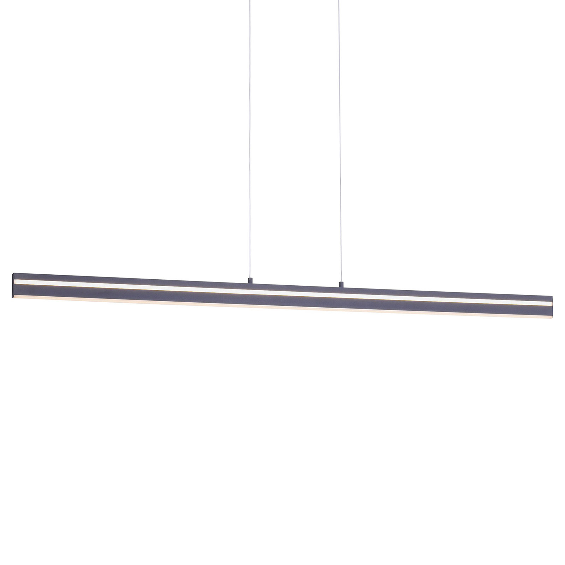 Paul Neuhaus Q-VITO lampa wisząca belka, antracyt