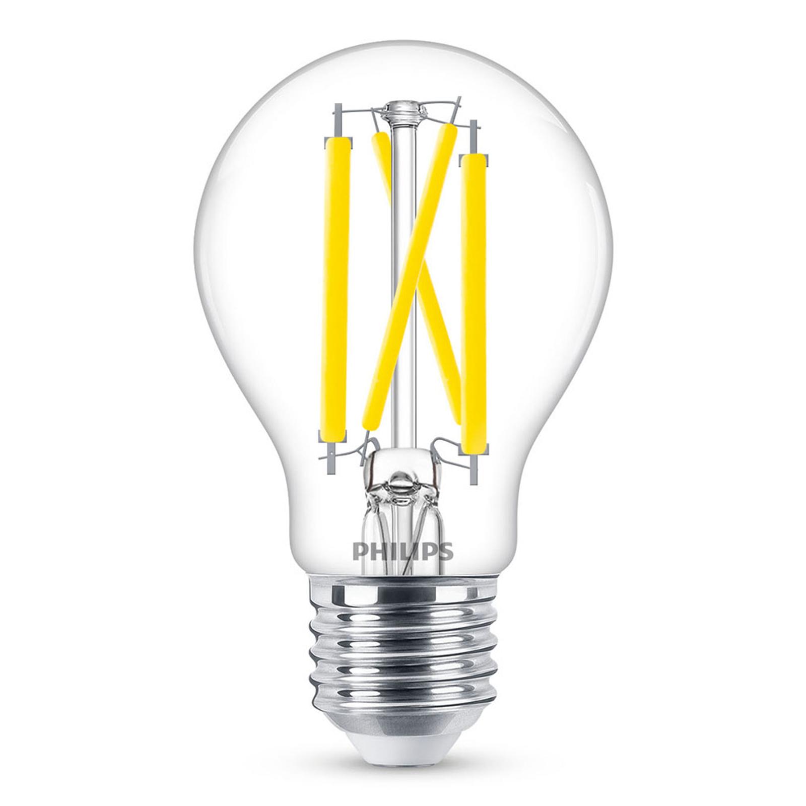 Philips LED Classic WarmGlow E27 A60 11,5W