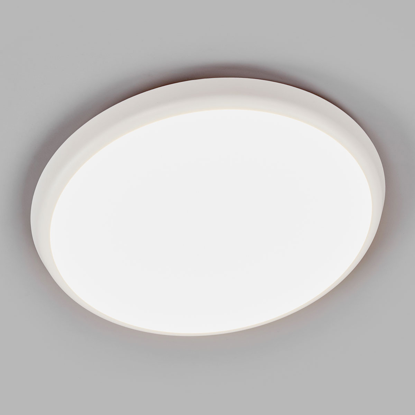 Jednoduché LED stropní svítidlo Augustin, 30 cm