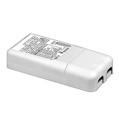 Convertisseur LED Universal réglable non dimmable