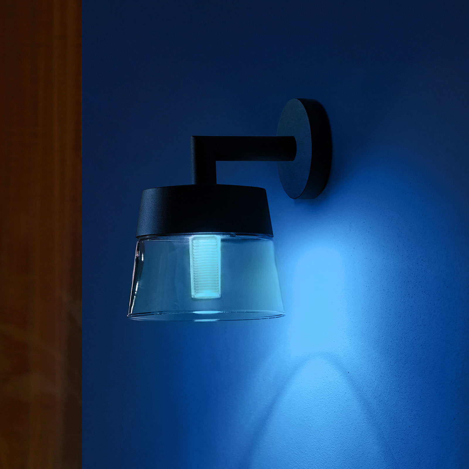 Philips Hue White + Color Attract LED-Wandleuchte