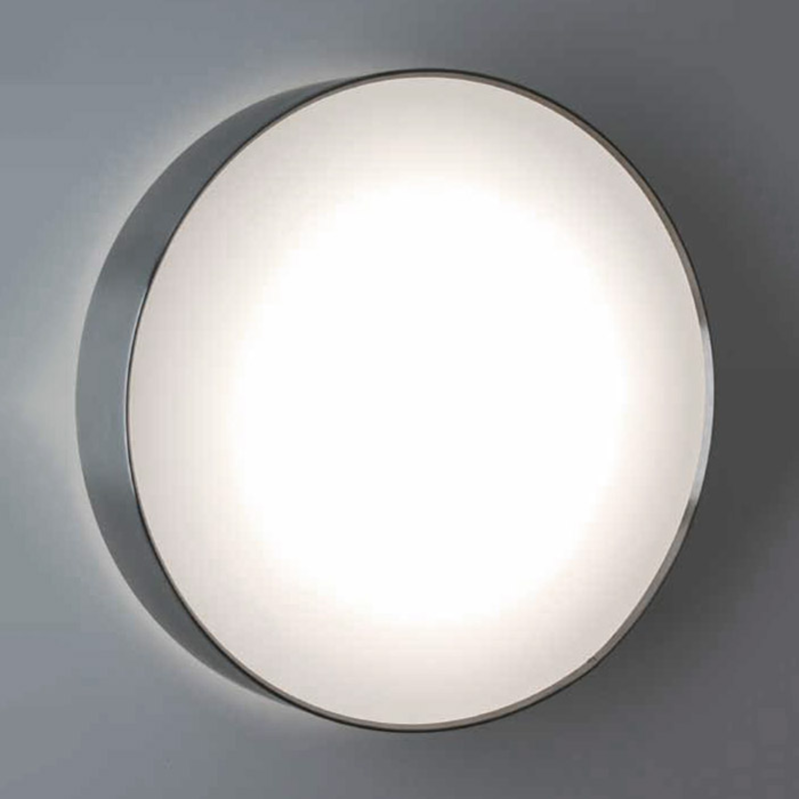Lampa sufitowa SUN 4 LED stal szlachetna 8W 4K