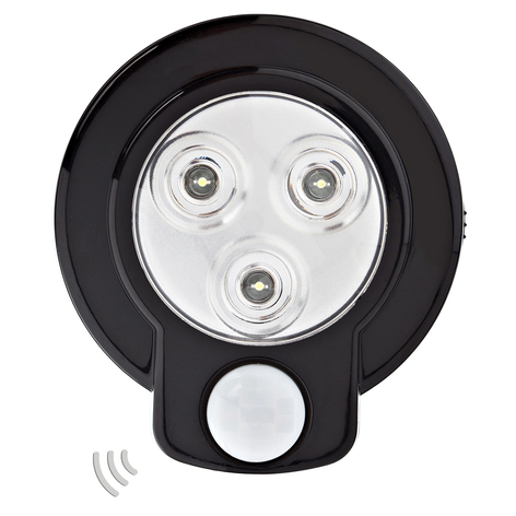 Lámpara de noche Nightlight Flex Sensor con pilas