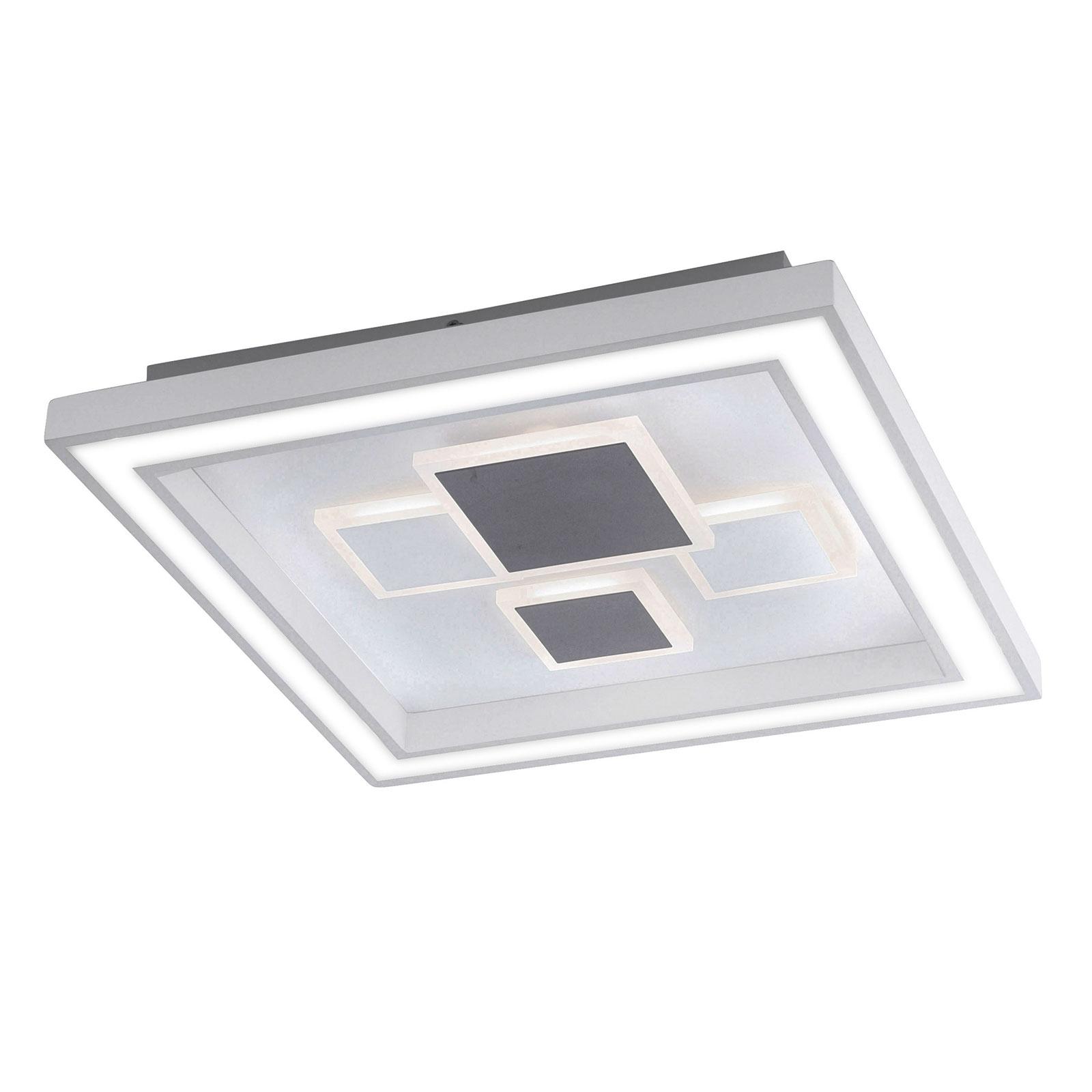 Paul Neuhaus Eliza lampa sufitowa LED kwadratowa