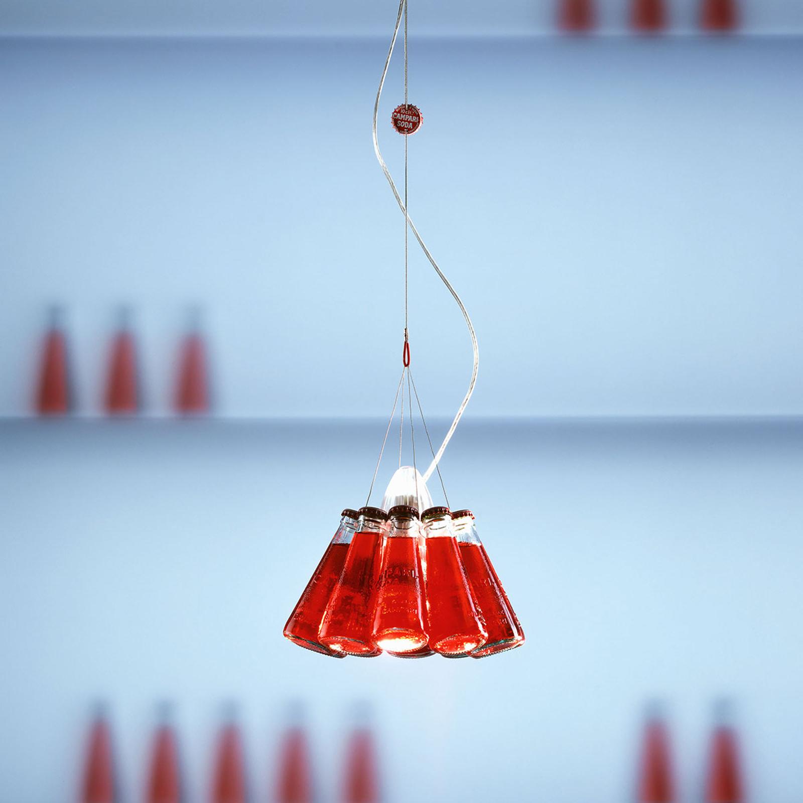 Ingo Maurer Campari Light - Hängeleuchte, 155 cm