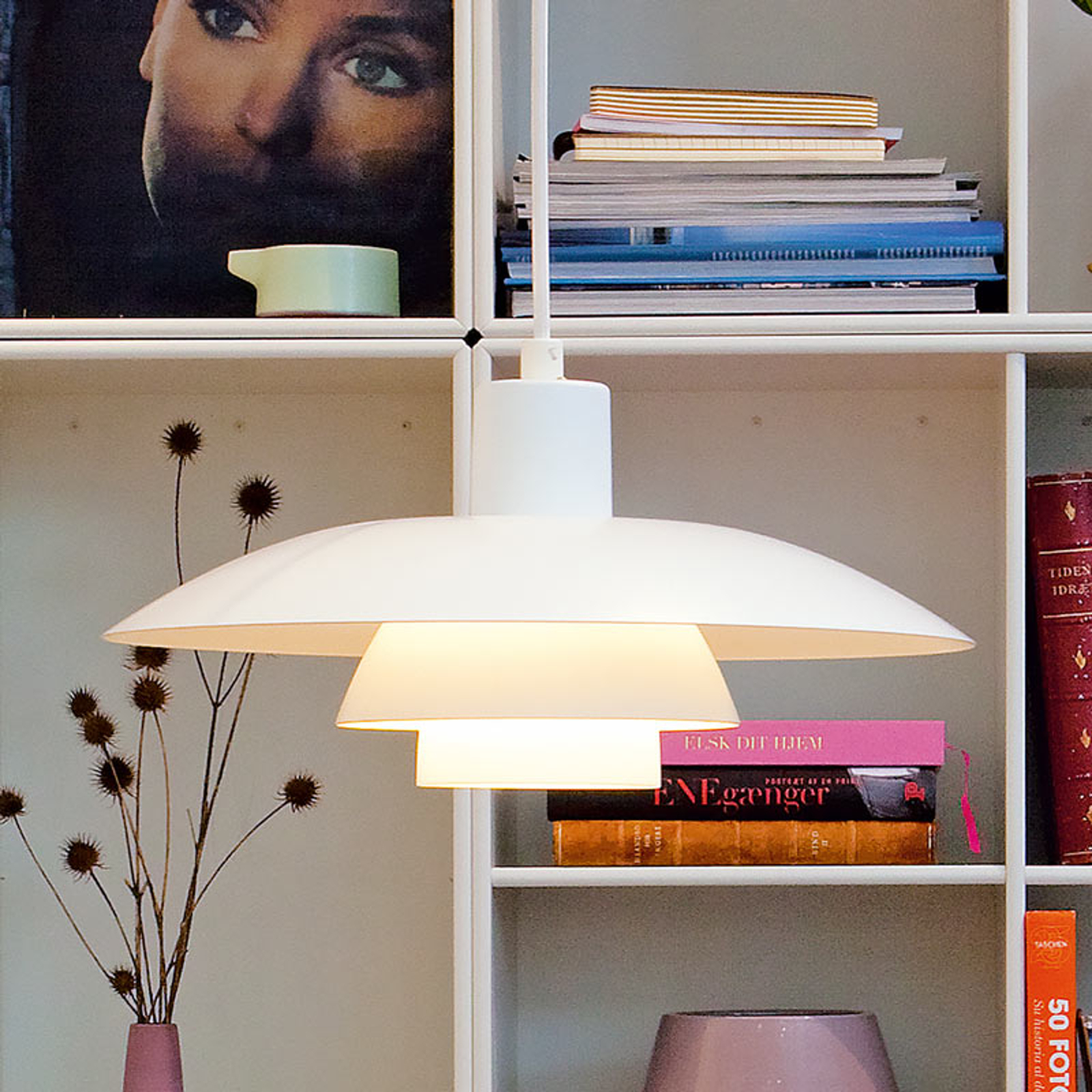 Design hanglamp PH 4/3, diameter 40 cm