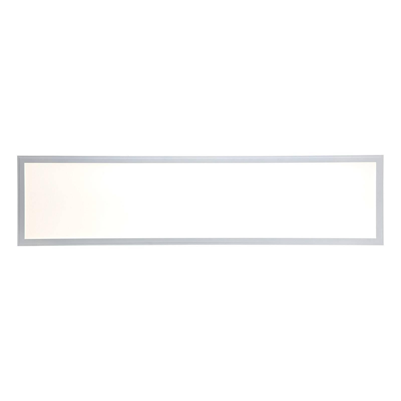 LED-Deckenleuchte Allie,119,5x29,5 cm
