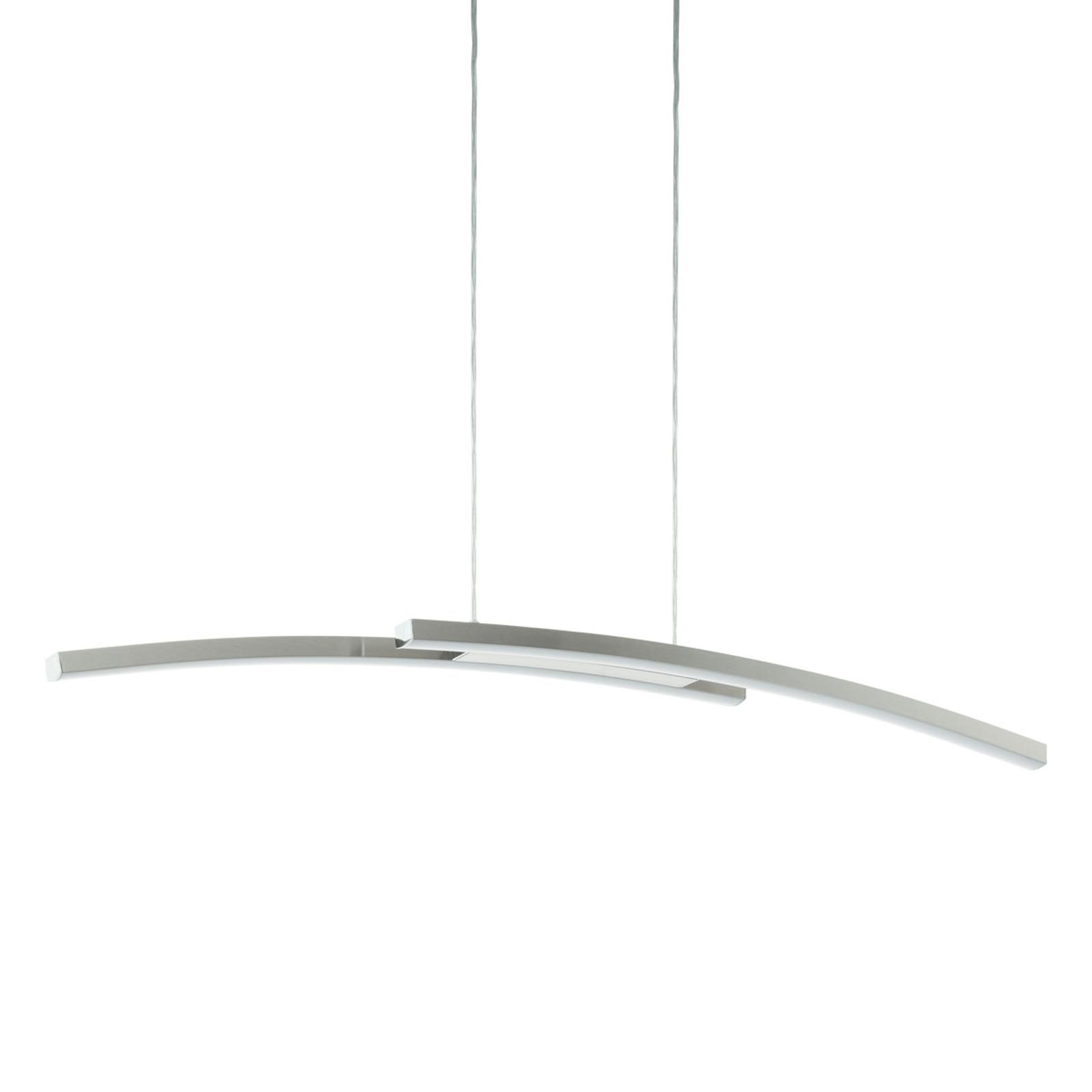 EGLO connect Fraioli-C lampa wisząca LED, wygięta