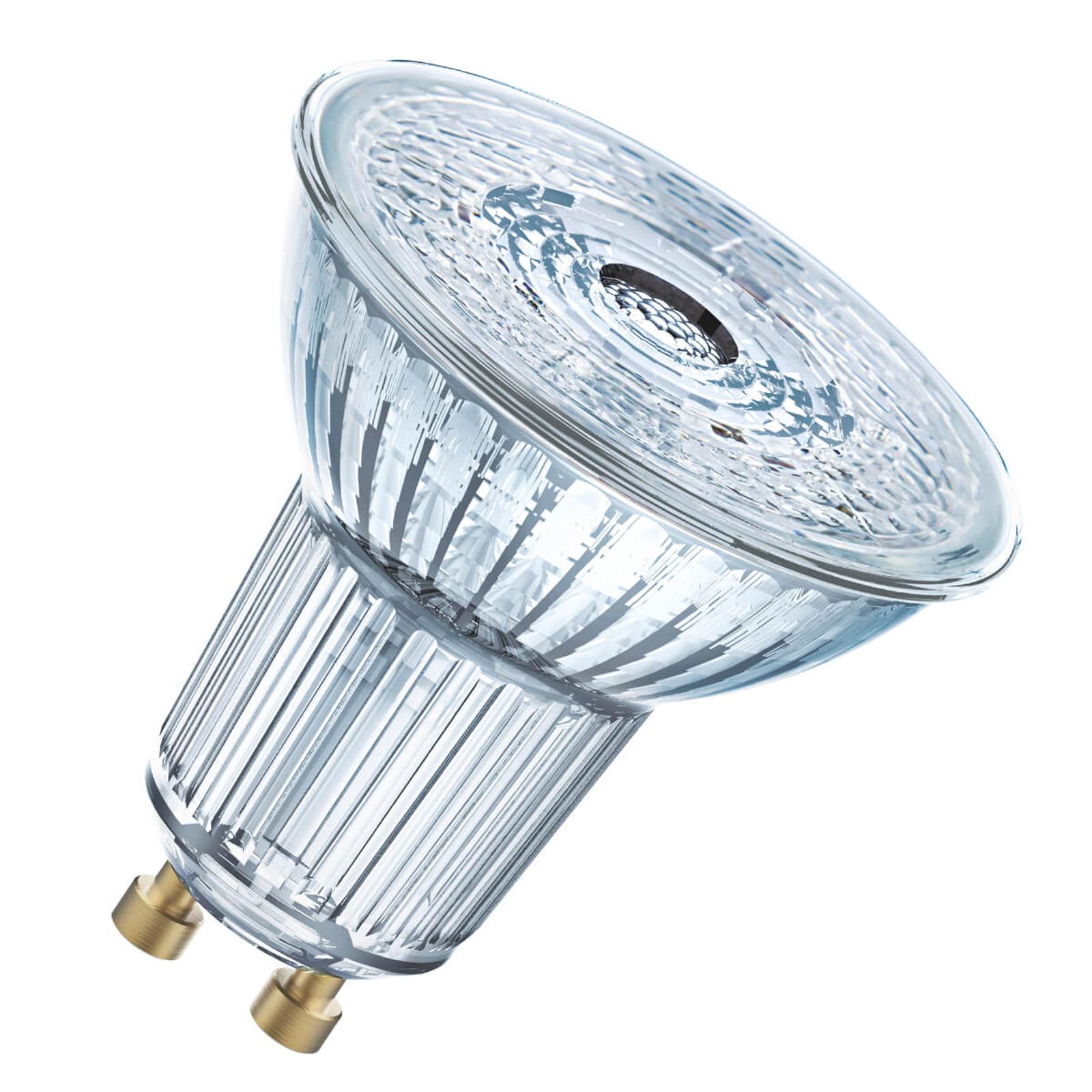 LED reflectorlamp GU10 4,3W, 350 lumen, set van 3