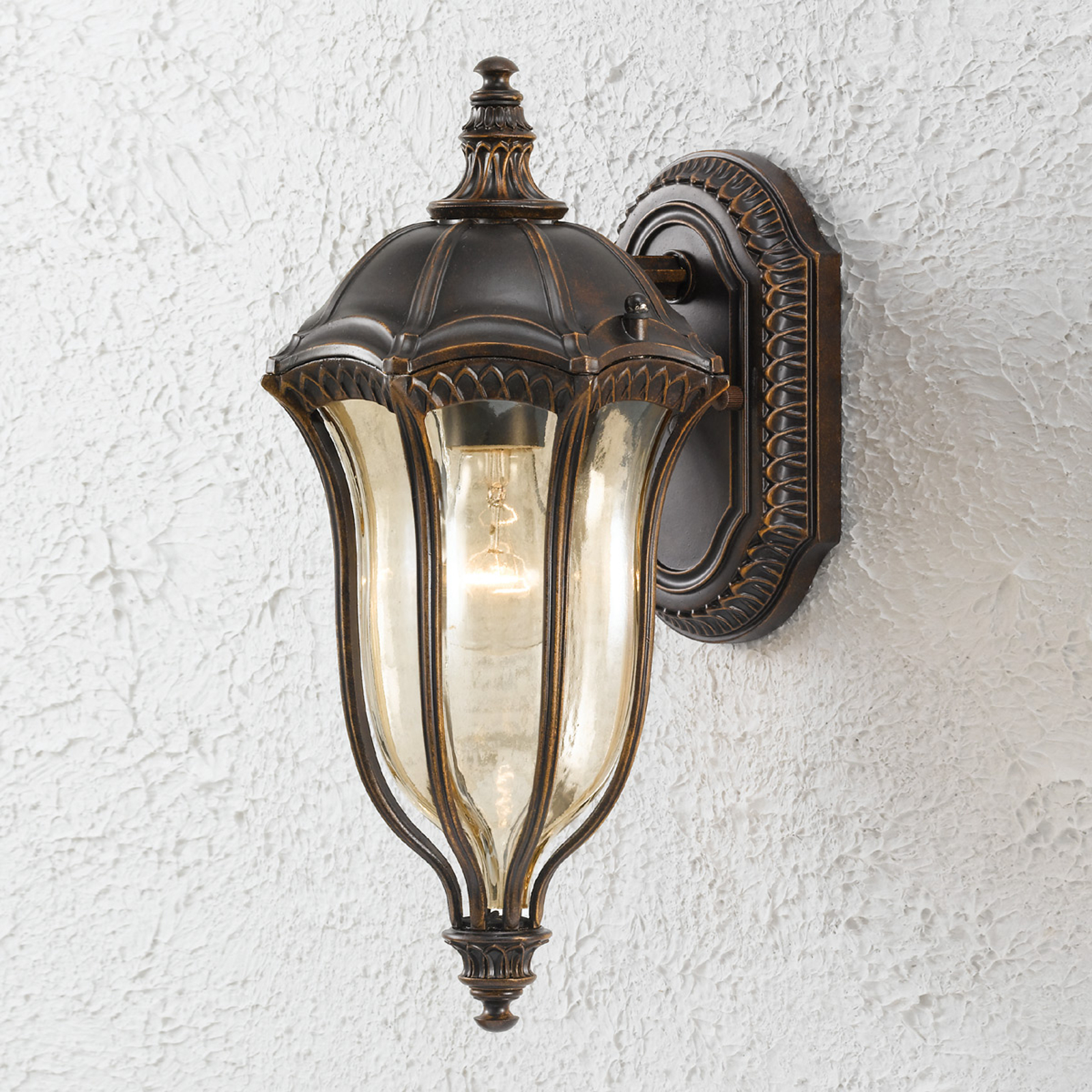 Baton Rouge wall light with no arm_3048090_1