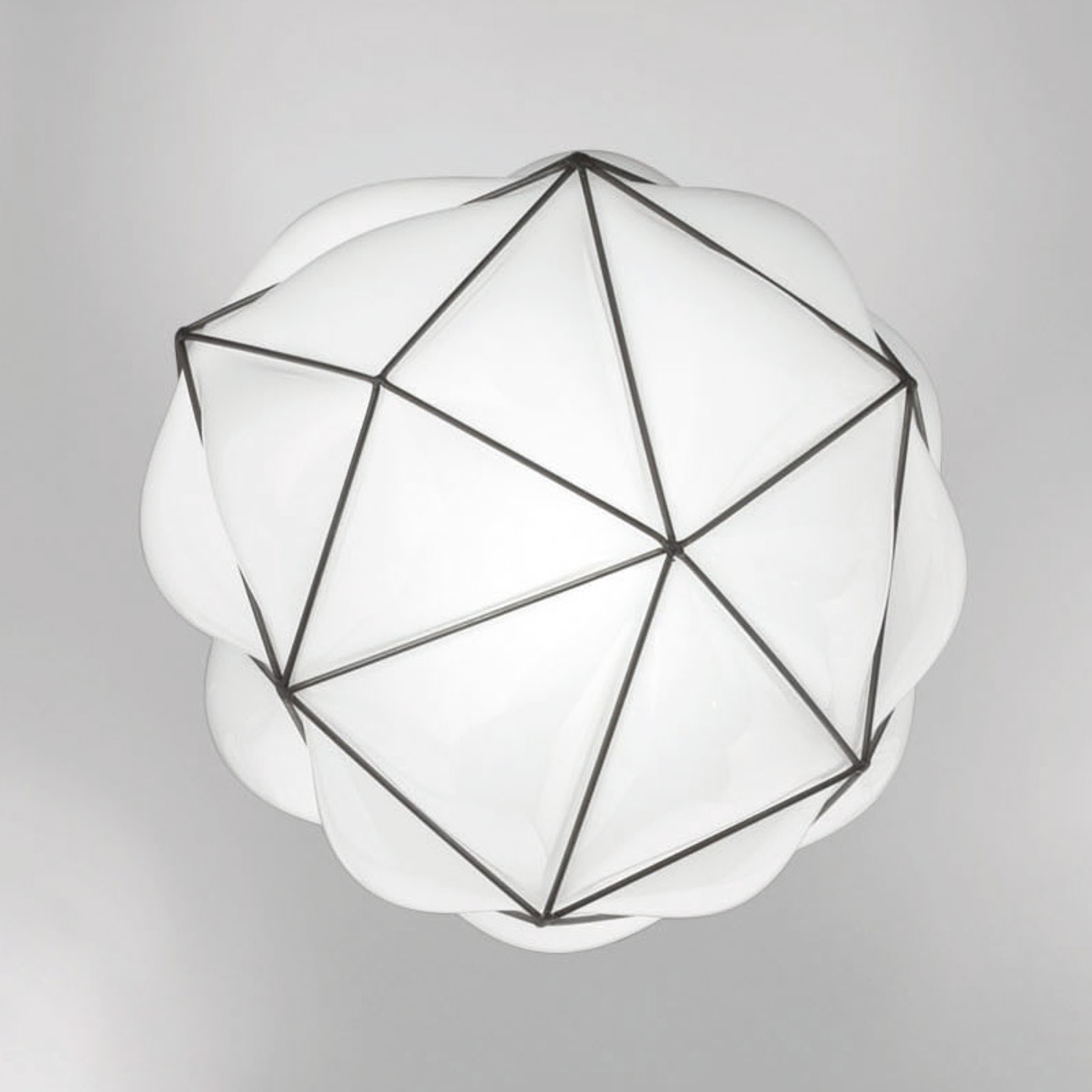 Lampa sufitowa Semai PL M E27 Ø 40 cm