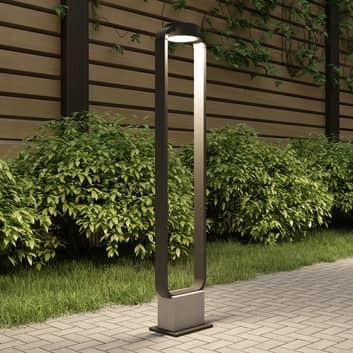 Lucande Belna LED-gadelampe, 100 cm