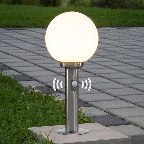 Vedran - lampa cokołowa z czujnikiem ruchu