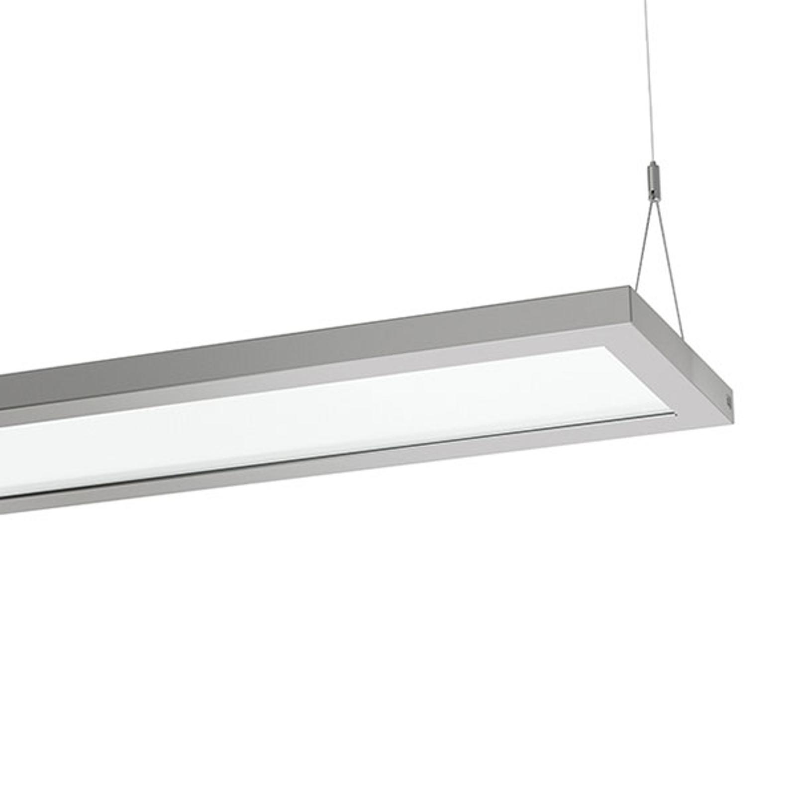 Lampa wisząca SL629PL 124 szara 4000K
