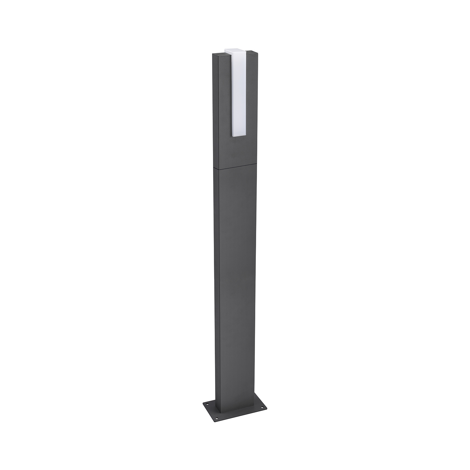 Lucande Virgalia LED-Wegeleuchte, 100 cm