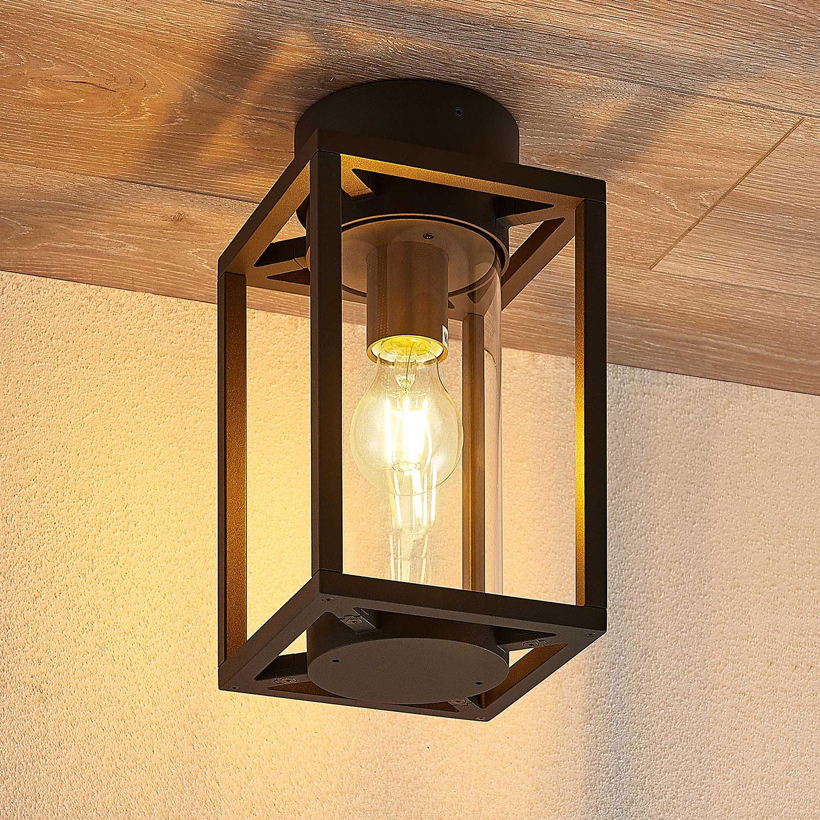 Lucande Ferda taklampe til uteområdet