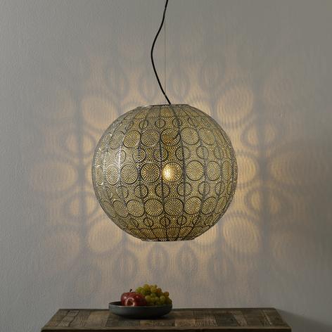 Hanglamp Stampa, bolvormig