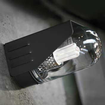 Leistungsstarke Außenwandlampe RP195 anthrazit