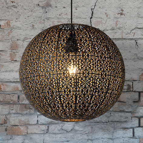 Tahar - lámpara colgante en estilo oriental