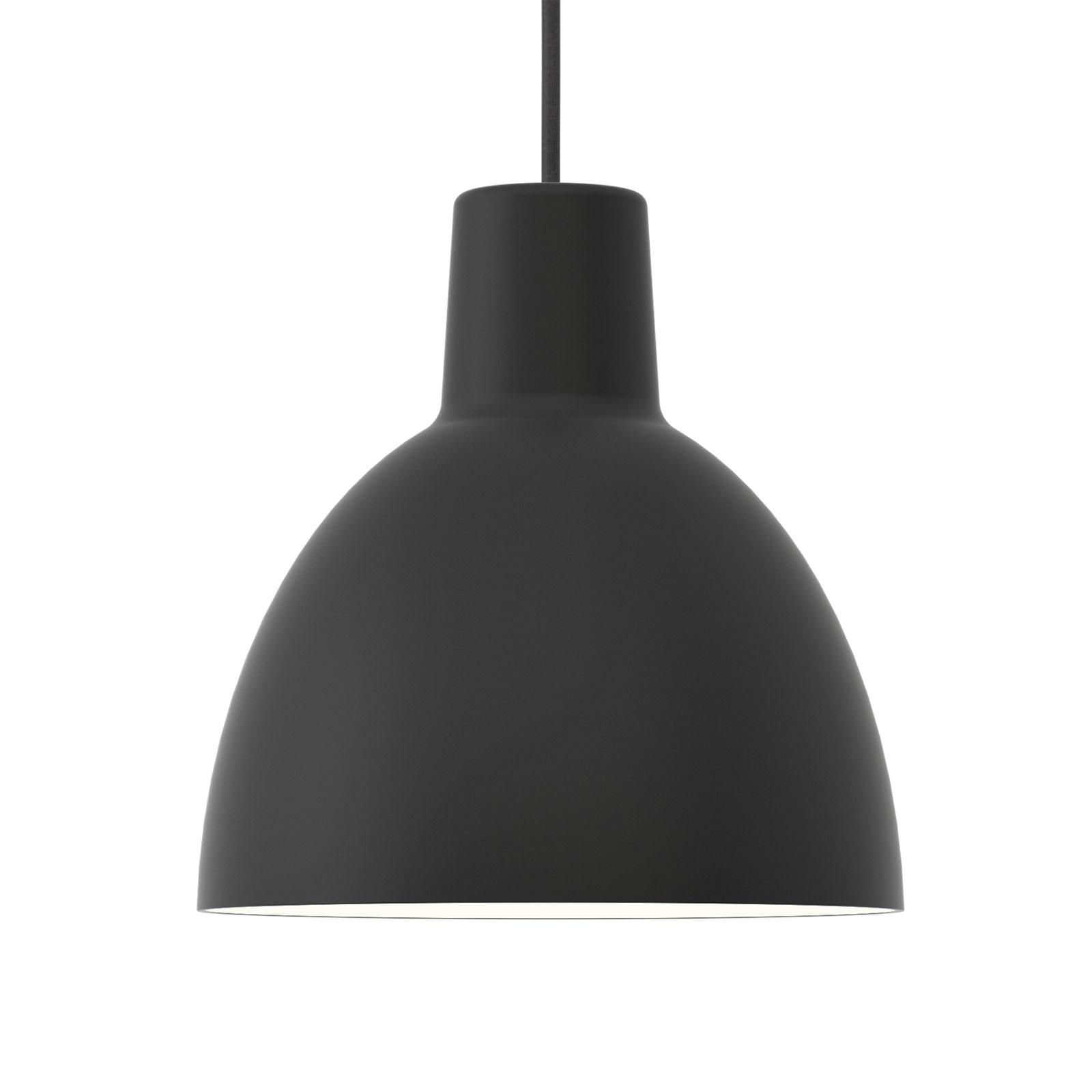 Louis Poulsen hanglamp Toldbod 250 zwart