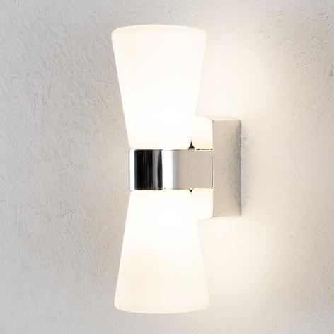 Aplique de pared LED Cailin, IP44