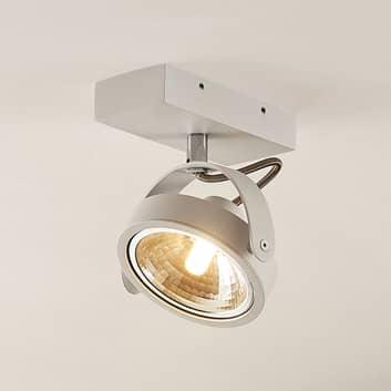 ELC Mitella plafondspot, 1-lamp, wit