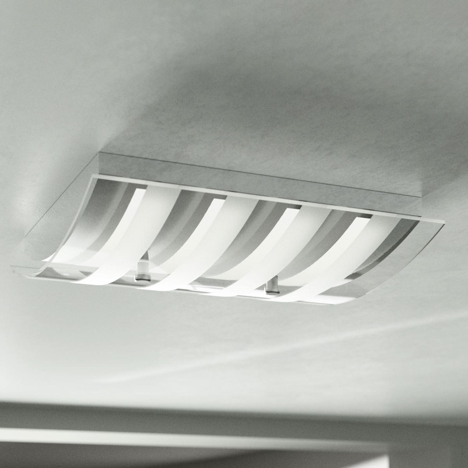 GROSSMANN Vita LED-taklampe, krom
