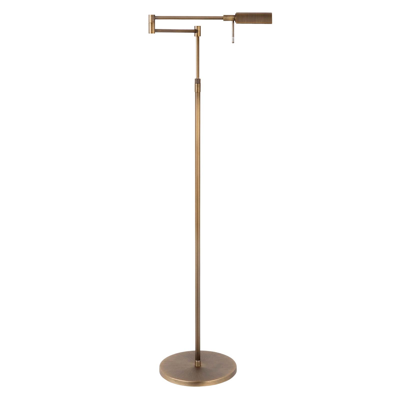 Klassische LED-Stehlampe New Bari