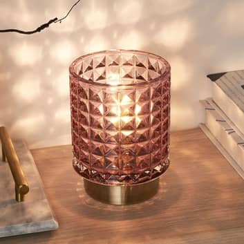 Pauleen Cute Glamour LED stolní lampa, baterie