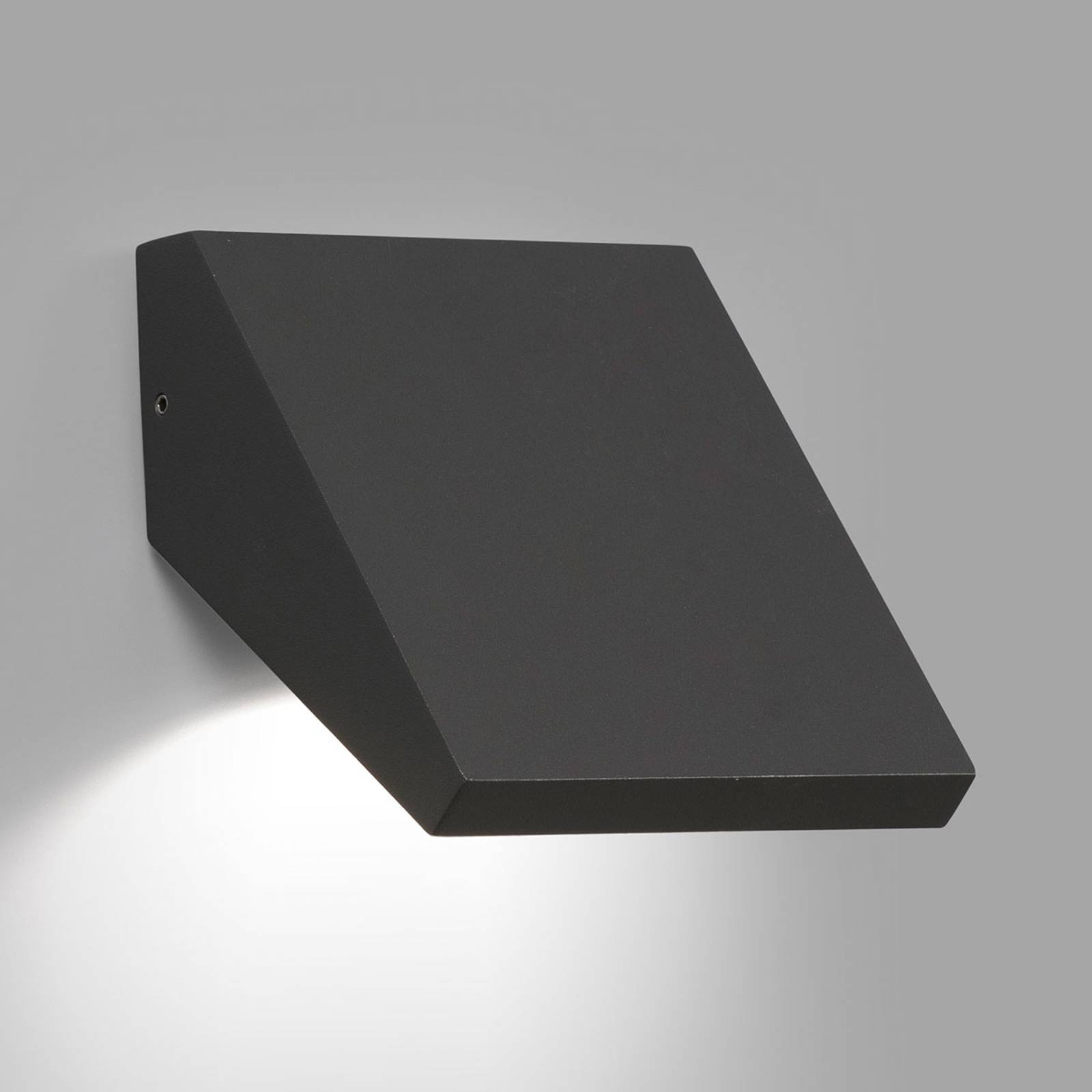 LED-Außenwandleuchte Guiza
