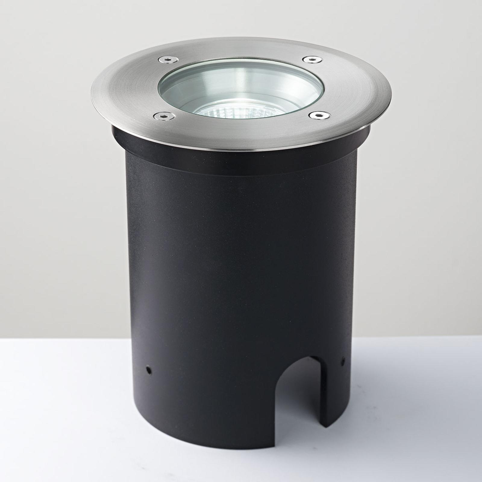 LED podlahové zapuštěné světlo Scotty 3, IP67