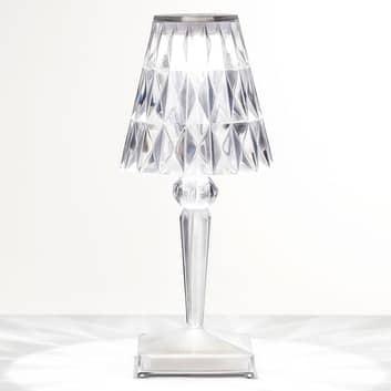 Dekoracyjna lampa stołowa LED Battery z IP54
