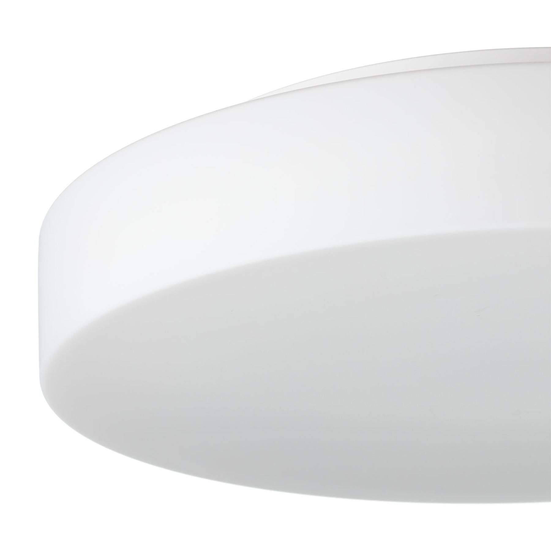 BEGA 34288 LED plafondlamp glas DALI 4.000K Ø 39cm