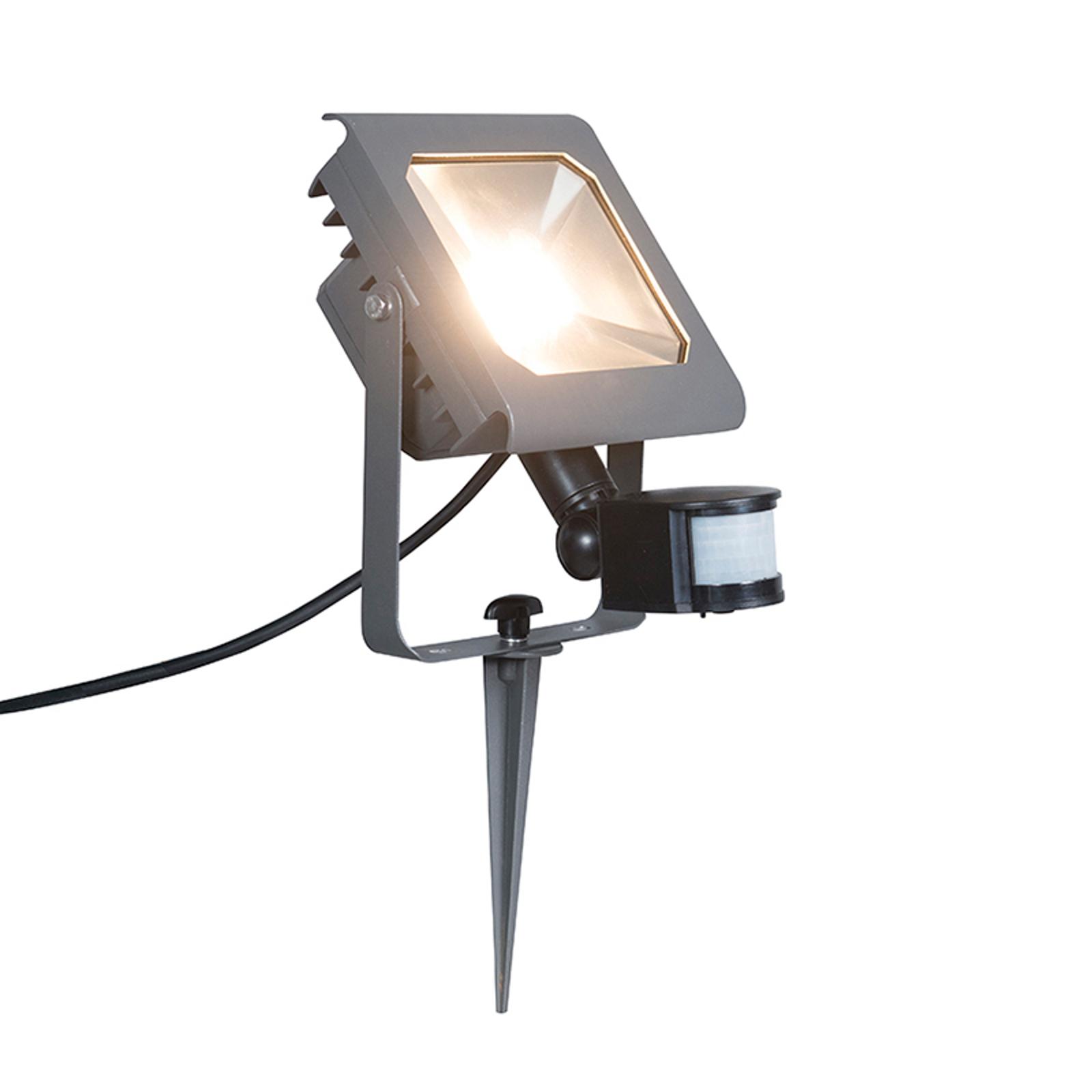 LED-Außenstrahler Radius 2, 30 W, mit Erdspieß