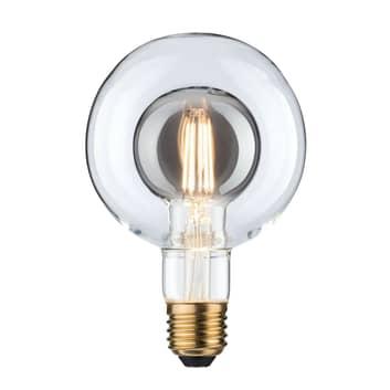 Paulmann LED-globe E27 Inner Shape G95 4W røg