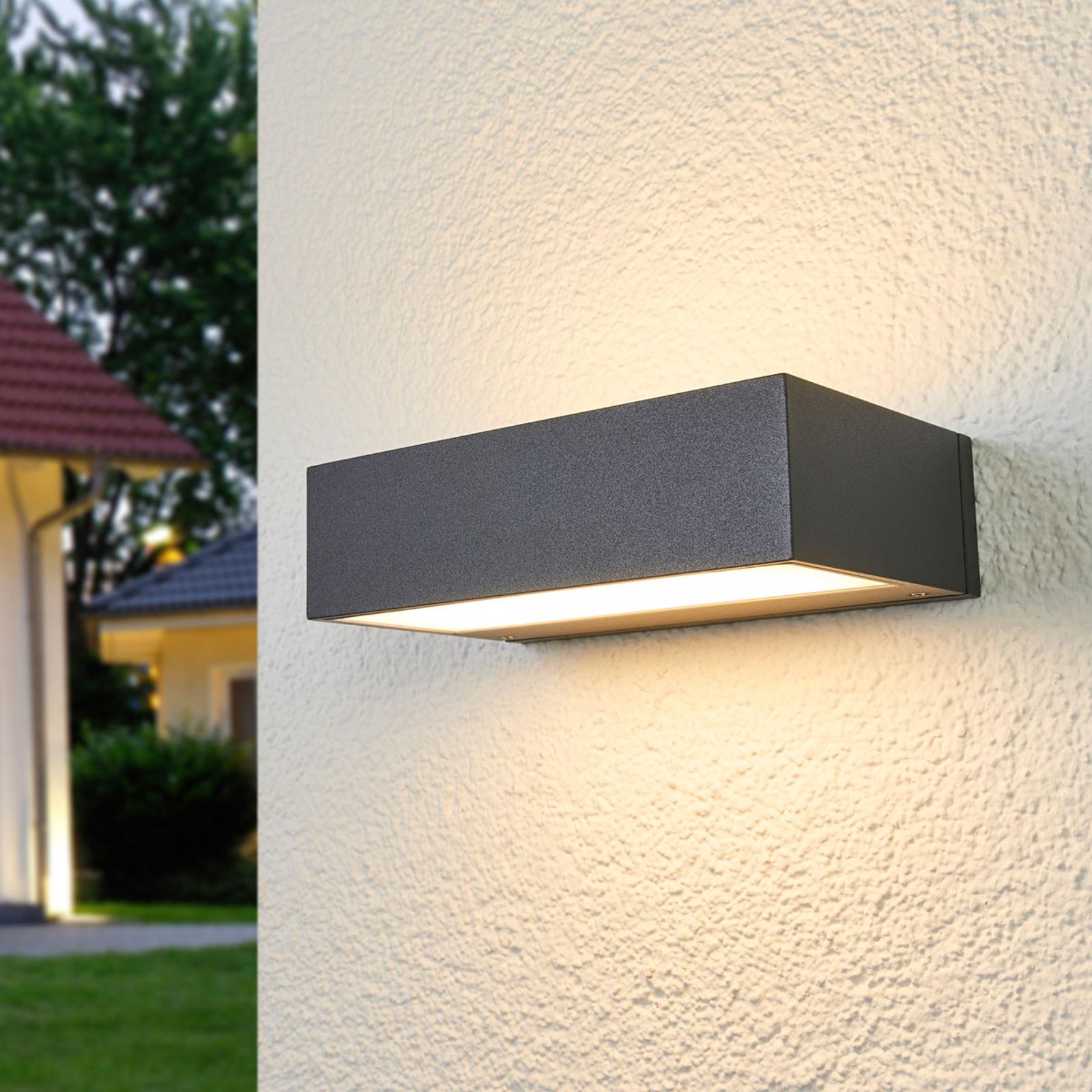 BEGA 33340K3 wall lamp up/down graphite 3,000K_1566015_1