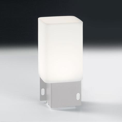 Iluminación decorativa LED exterior Cuadrat, 1-USB