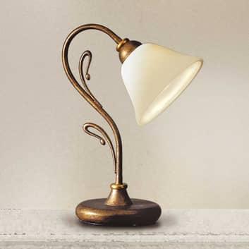 Elegant bordslampa Antonio